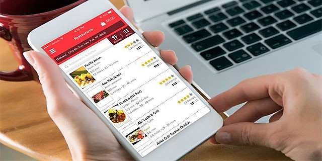 online marketing restaurants