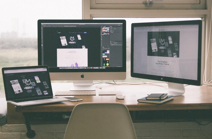 graphic designers vs web designers